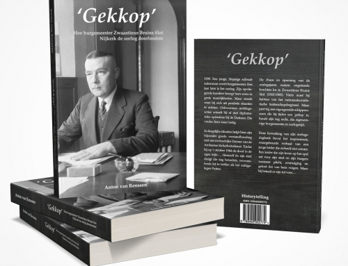 Boek 'Gekkop'